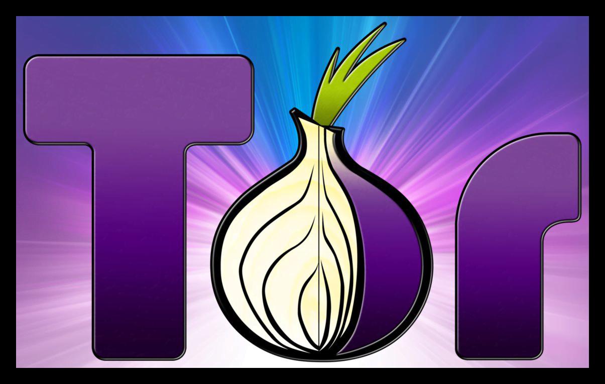 Стильная картинка Tor Browser