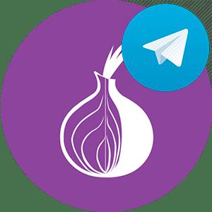 Telegram через Tor