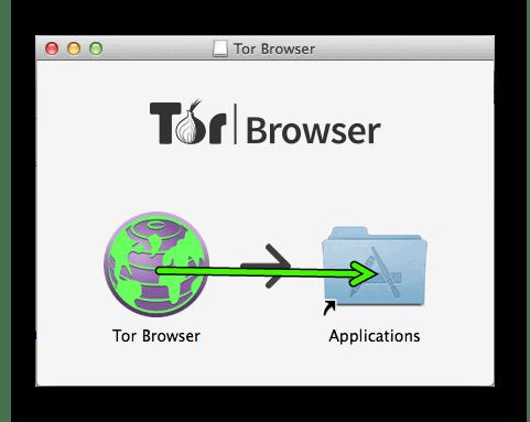 Установка Tor для Mac OS