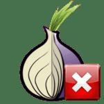 Vidalia не смогла запустить Tor