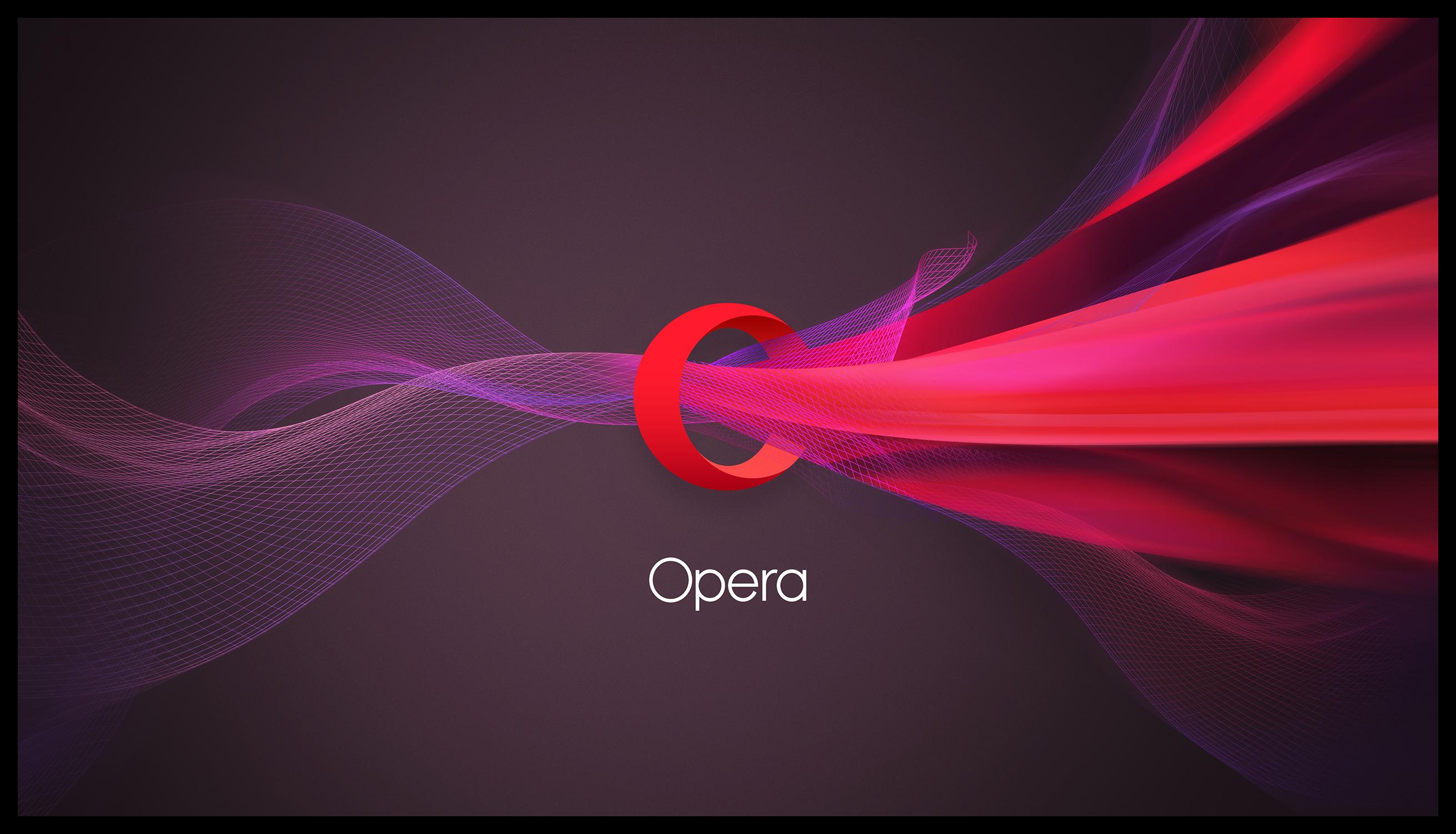 Картинка Opera
